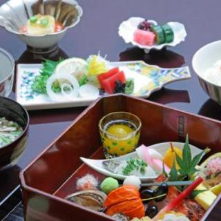 九段下 寿白 - 料理写真:大徳寺弁当