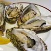 杜のかき小屋 - 料理写真:牡蠣浜焼き定食