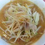 中華食堂 桂苑 - 味噌ラーメン