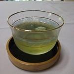はり清 - 冷茶('13.06)