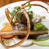窟 - 料理写真:牛ほほ肉の赤ワイン煮込み