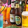 タイ料理 旅人食堂 - 料理写真:夏だ!ビールだ!南国カクテルだ!