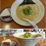 真屋 - 「鳥そば」 真屋(まことや)(岐阜県大垣市)食彩賓館撮影