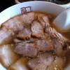 喜多方ラーメン 坂内  - 料理写真:焼豚ラーメン(普通盛)@¥850−