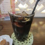 ガーデンヴィラカフェ - ・「水出しコーヒー アイス」