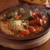 ショコラ - 料理写真:仔羊とお野菜の煮込み クスクスロワイヤル