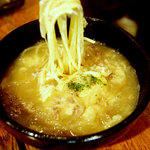 あんず村 - どんすぱ、コンソメ味・ほどほどサイズ609円。