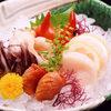 築地玉寿司 - 料理写真:貝類盛合せ 赤貝、帆立など貝好きにはたまらない一品。