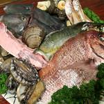 大黒 - 料理写真:【鮮度抜群】毎日中央市場へ店主が自ら出向き新鮮ななお魚を仕入れております!