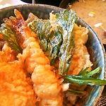 天丼の岩松 - 天丼