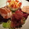 タヴェルネッタ・ダ・キタヤマ - 料理写真:ランチの前菜盛合せはこんな感じで5種類ほど。