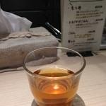 ほそ道 - お茶はジャスミンティー