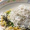 かきや - 料理写真:元祖しらす丼850円