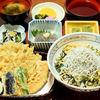 かきや - 料理写真:しらす三昧セット「こゆるぎ」1400円