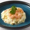 中国料理 桃園 - 料理写真:小海老の卵白・  クリーム炒め