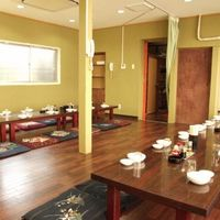 2Fに、6名様~最大30名様の宴会が出来る個室完備しています。
