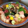 魚夏 - 料理写真:刺身3〜4人前盛り合わせ