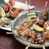 くしどころ ぜろ - 料理写真:串揚げ、串焼き