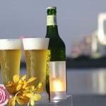 アクエリウムお台場 - ビールプラン (中瓶1本又は生ビール2杯)