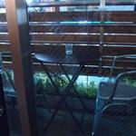 アルルの食堂 urura - テラス席