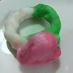 モンシェリー - ゆびわクッキー150円。