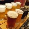 ウォータリングホール - ドリンク写真:4種飲み比べ