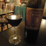 アズーロ - シチリア産シラー系赤ワイン