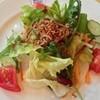マルデナポリ - 料理写真:ハーブ野菜のグリーンサラダ