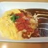 エーキッチン - 料理写真:オムトマトカレー