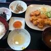 山もみじ - 料理写真:鳥天定食 1.050円