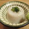 そば処喜賀 - 料理写真:そば豆腐 250円