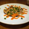 こうべ高麗 - 料理写真:生タコのカルパッチョ