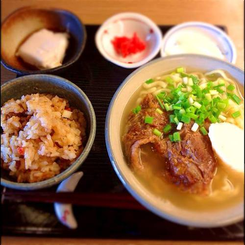 琉球料理 風味