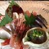 居酒屋一 - 料理写真:仕入れたばかりの新鮮なお刺身