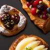 ピエール・ガニェール パン・エ・ガトー - 料理写真:果物をふんだんに使ったデニッシュ