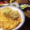 美峰 - 料理写真:鯉天丼