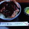 梅よし - 料理写真:ソースカツ丼850円