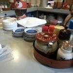 鳥松 - 店内1