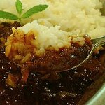 アジアガーデン - キーマカレー(小辛)