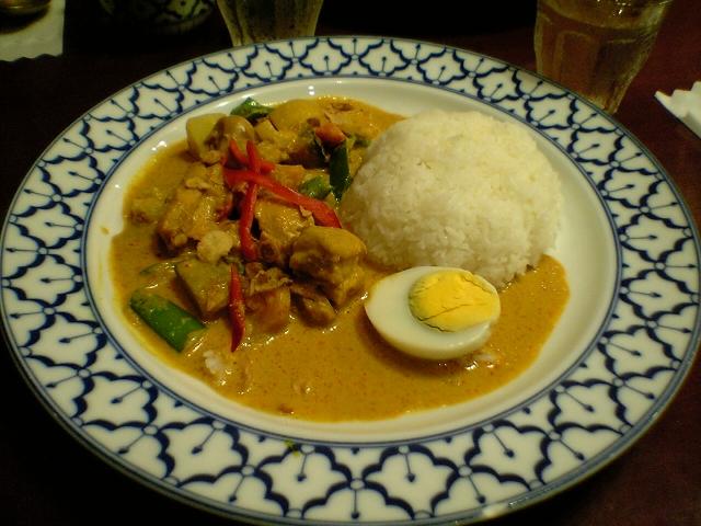タイレストラン クンメー1