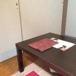 和心 よつ葉 - 個室