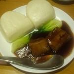 天天香 - 豚の角煮