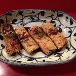 町家まるこう - 生湯葉豆腐の照り焼き