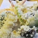魚礁 - 天ぷら アップで 2013.7