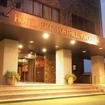 山手ローズテラス - ホテル&レストランエントランス