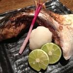 Shin‐和 dining - ブリのかま焼き