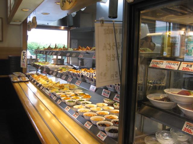 東尾道食堂