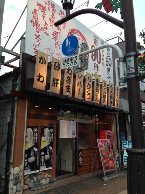 串陣 福生店