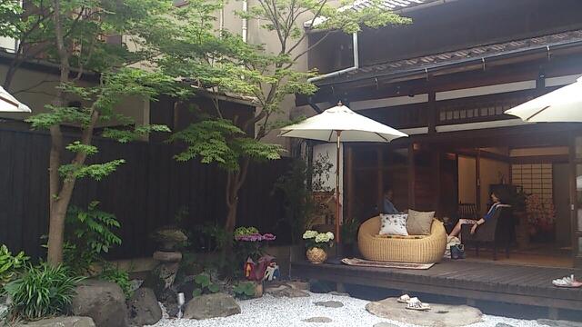 三木屋カフェ