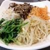 焼肉 新羅 - 料理写真:ナムル盛合わせ